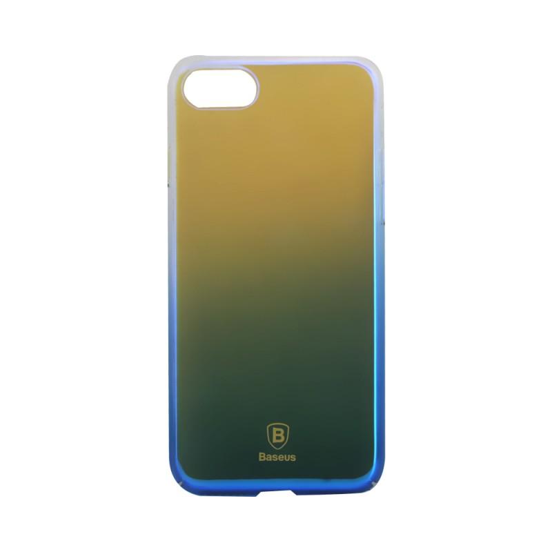 Husa Baseus Glaze Apple Iphone 7/8 Albastru