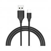 Cablu Golf Sinc Micro USB 59M Negru