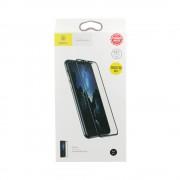 Folie Baseus HybridGlass Apple Iphone X Alb Mat