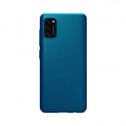 Husa Nillkin Frosted Samsung A41 Albastru