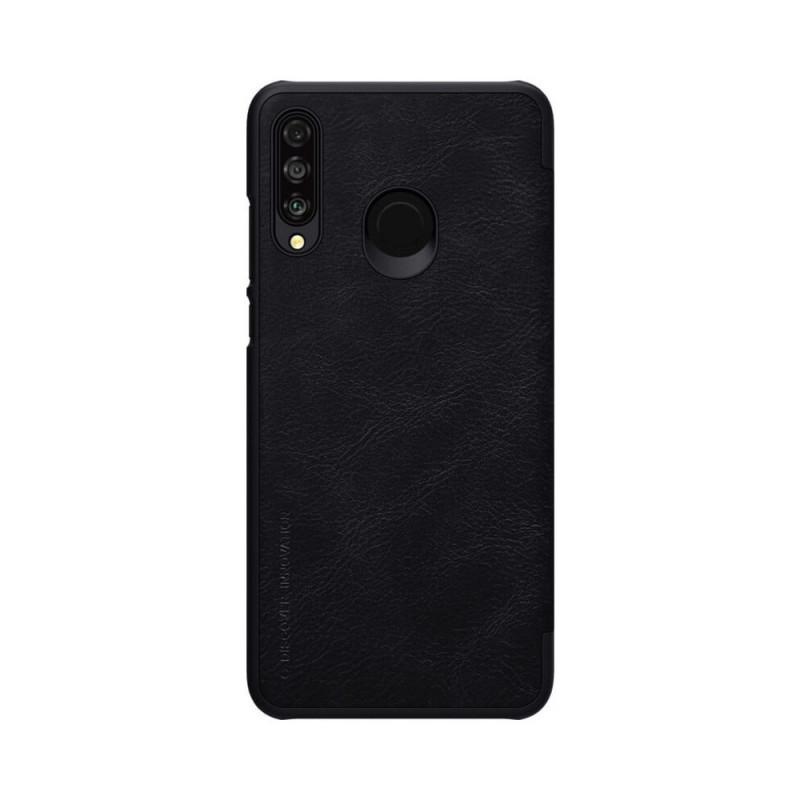 Toc Nillkin Qin Huawei P30 Lite Negru