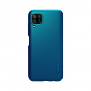 Husa Nillkin Frosted Huawei P40 Lite Albastru