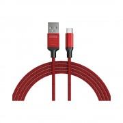 Cablu Golf Soft Micro USB 52M Rosu
