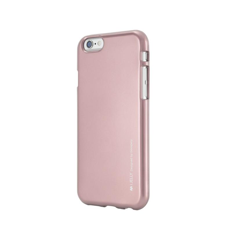 Husa Mercury JellyMetal Apple Iphone 7/8 Rosegold