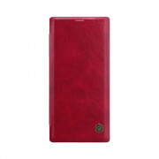 Toc Nillkin Qin Samsung Note10 Plus Rosu