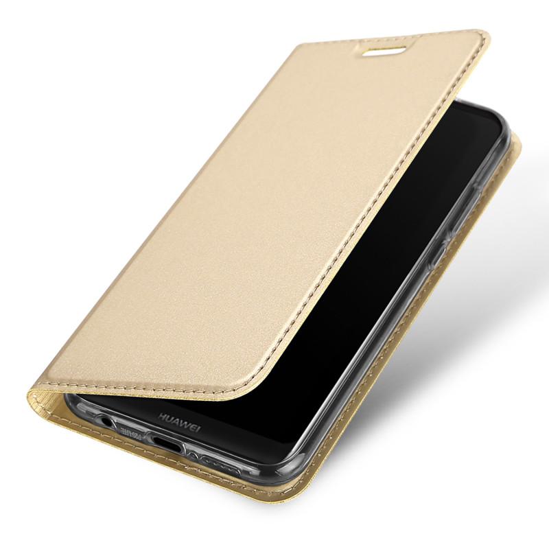 Toc DuxDucis Skin Huawei P Smart Z Auriu