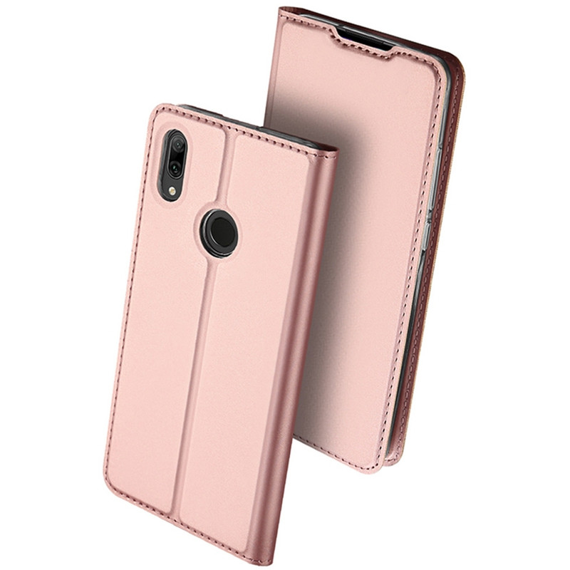 Toc DuxDucis Skin Huawei Y7/2019 Rosegold