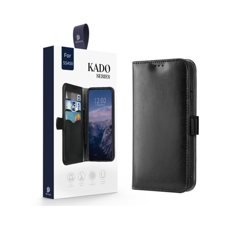 Toc DuxDucis Kado Samsung A51 Negru