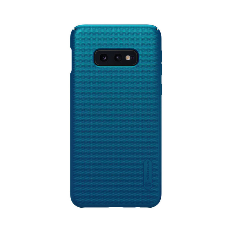 Husa Nillkin Frosted Samsung S10E Albastru