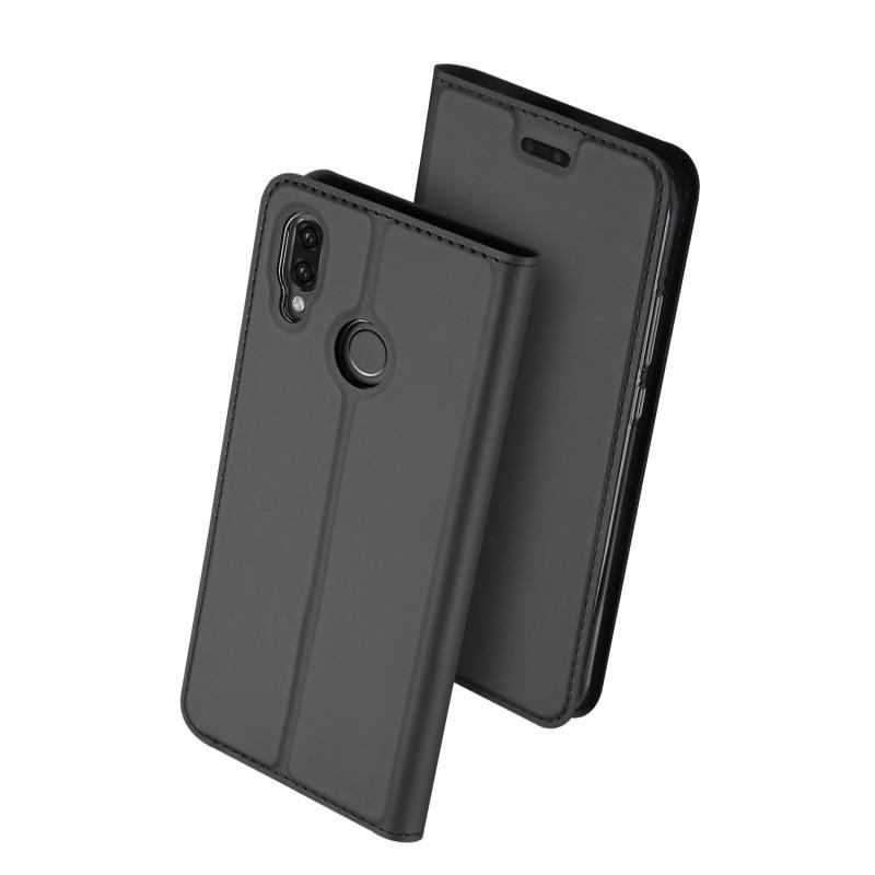 Toc DuxDucis Skin Huawei Y9/2019 Negru