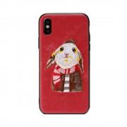 Husa Design Pet Apple Iphone 7/8 Rosu