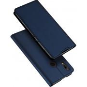 Toc DuxDucis Skin Huawei Y7/2019 Albastru