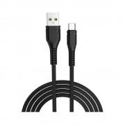 Cablu Golf Power Micro USB 57M Negru