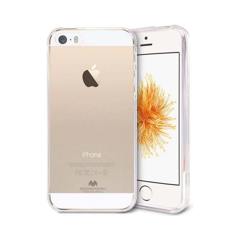 Husa Mercury Jelly Apple Iphone 7/8 Transparent