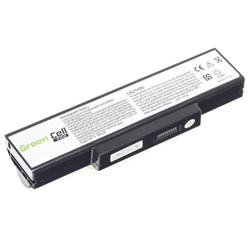 Baterie laptop Asus A32-K72 K72 K73 N71 N73 11,1V 7800mAh