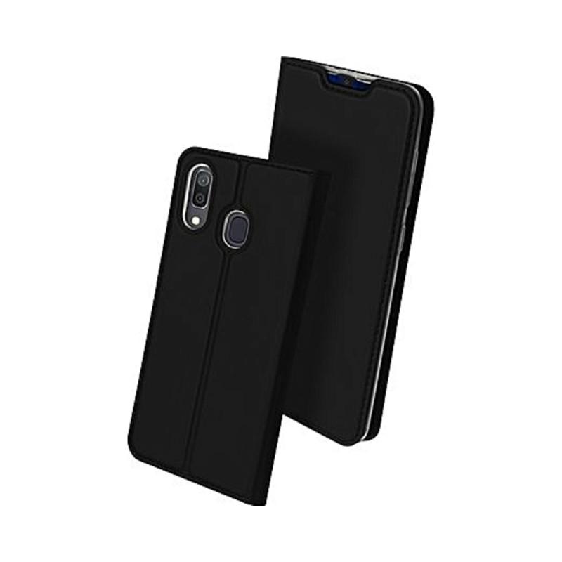 Toc DuxDucis Skin Samsung A20E Negru
