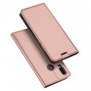Toc DuxDucis Skin Huawei P Smart Z Rosegold