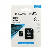 Card Team MicroSD C10 008GB