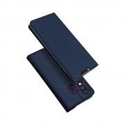Toc DuxDucis Skin Samsung A21S Albastru