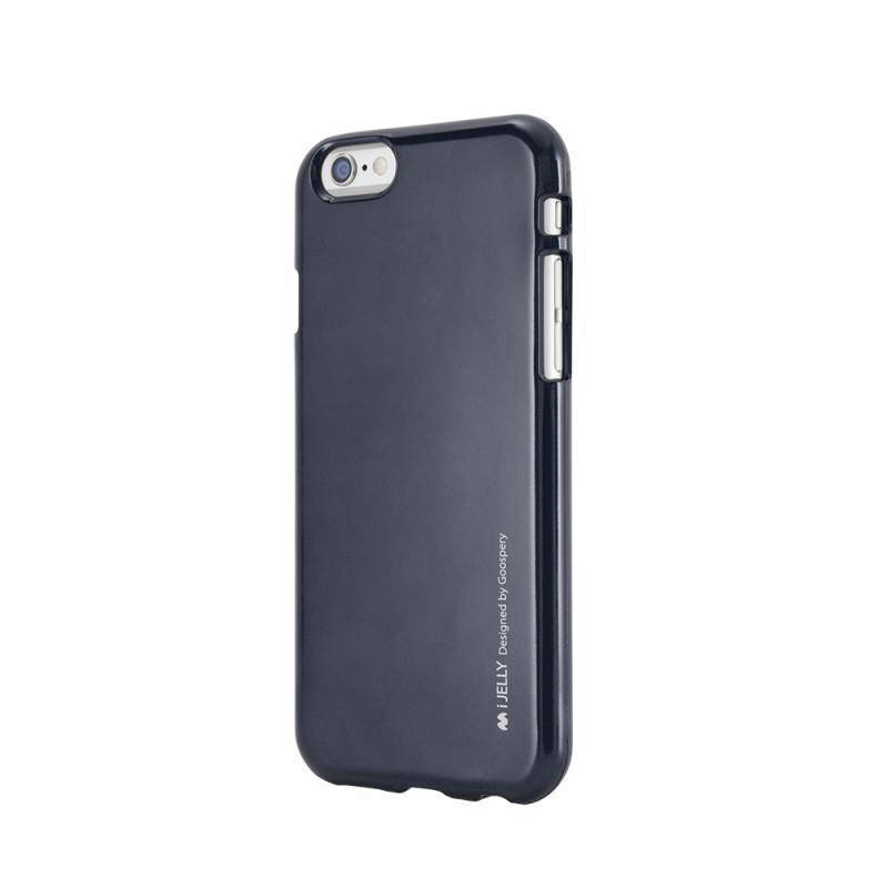 Husa Mercury JellyMetal Apple Iphone 11 Negru