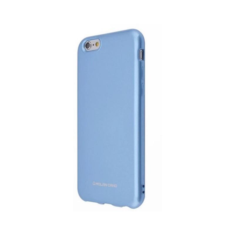 Husa Hana Pearl Samsung A40 Albastru
