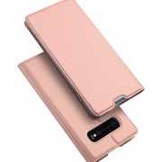 Toc DuxDucis Skin Samsung S10 Rosegold