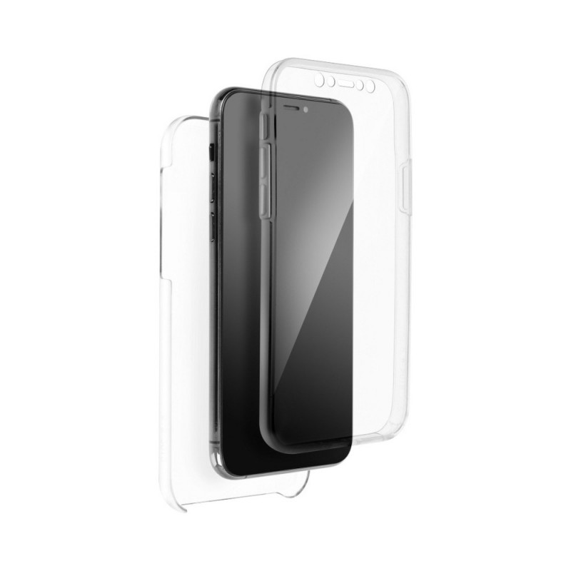 Husa Atlas Lax360 Xiaomi Redmi Note10 Pro Transparent