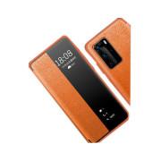 Toc Atlas Art Samsung A42 5G Portocaliu