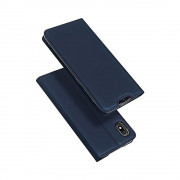 Toc DuxDucis Skin Samsung A10 Albastru