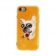 Husa Design Pet Apple Iphone 7/8 Galben