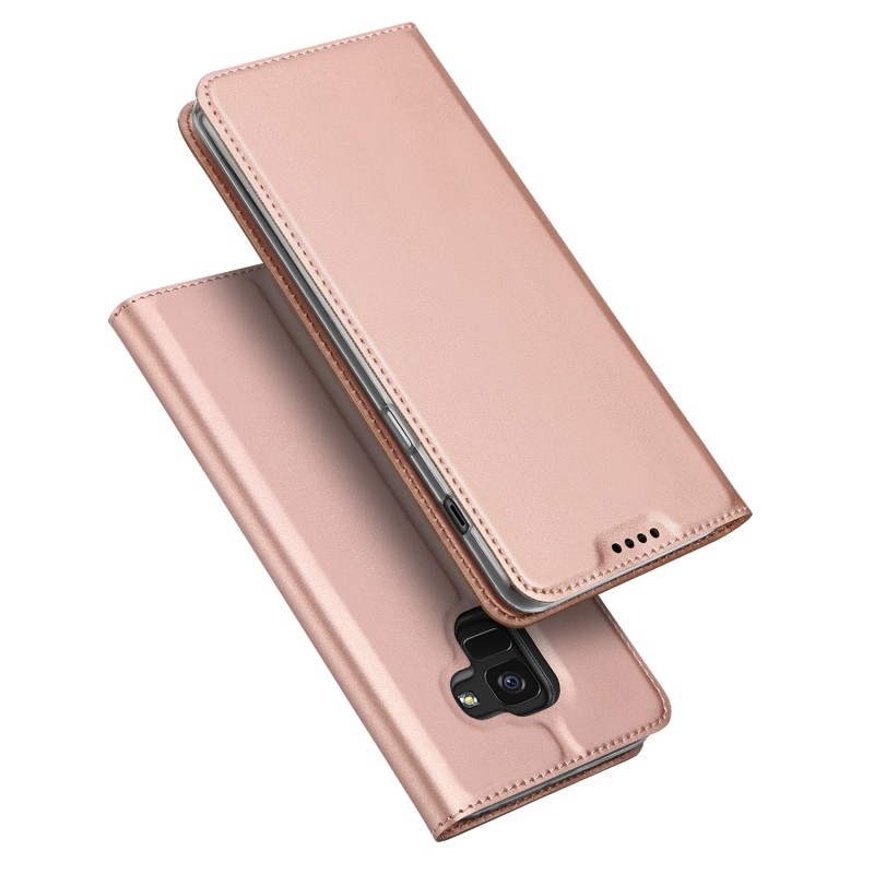 Toc DuxDucis Skin Samsung A6/2018 Rosegold
