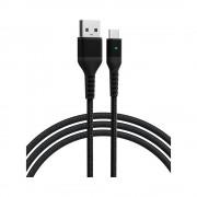 Cablu Devia Gracious2 TipC-USB Negru