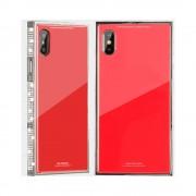 Husa Design Diamond Apple Iphone X/XS Rosu