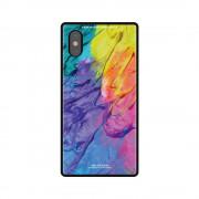 Husa Design Glass Apple Iphone XR D13