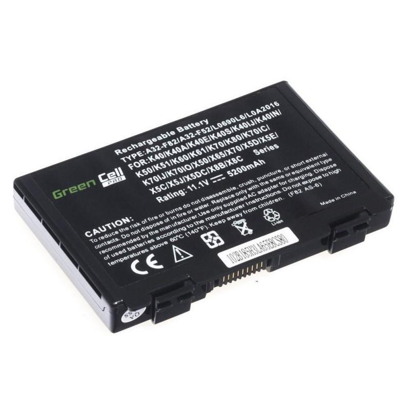 Baterie compatibila laptopAsus A32-F82 K40 K50 K60 K70 11,1V 5200mAh