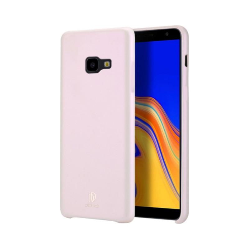 Husa DuxDucis SkinLite Samsung J4 Plus/2018 Rosegold