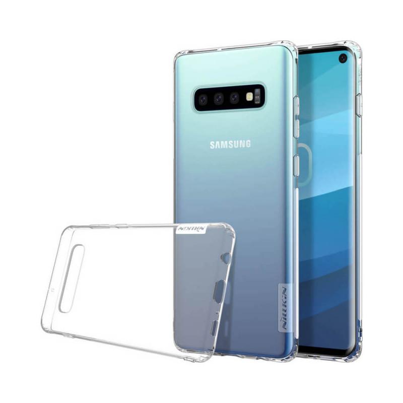Husa Nillkin Nature Samsung S10 Transparent