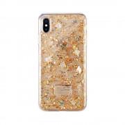 Husa Design Vanilla Apple Iphone X/XS Gold