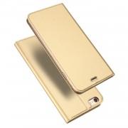 Toc DuxDucis Skin Apple Iphone 5/5S Auriu