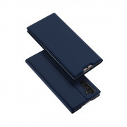 Toc DuxDucis Skin Samsung Note10 Albastru
