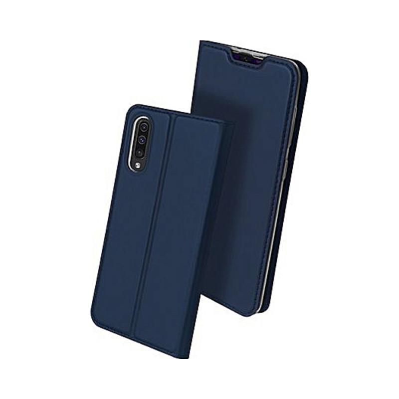 Toc DuxDucis Skin Samsung A70 Albastru