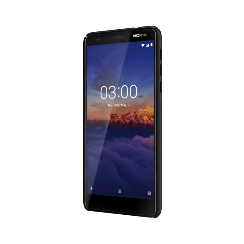 Husa Nillkin Frosted Nokia 3.1 Negru
