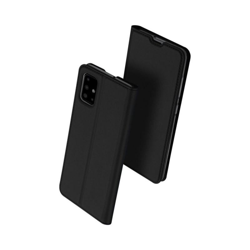 Toc DuxDucis Skin Samsung A71 Negru
