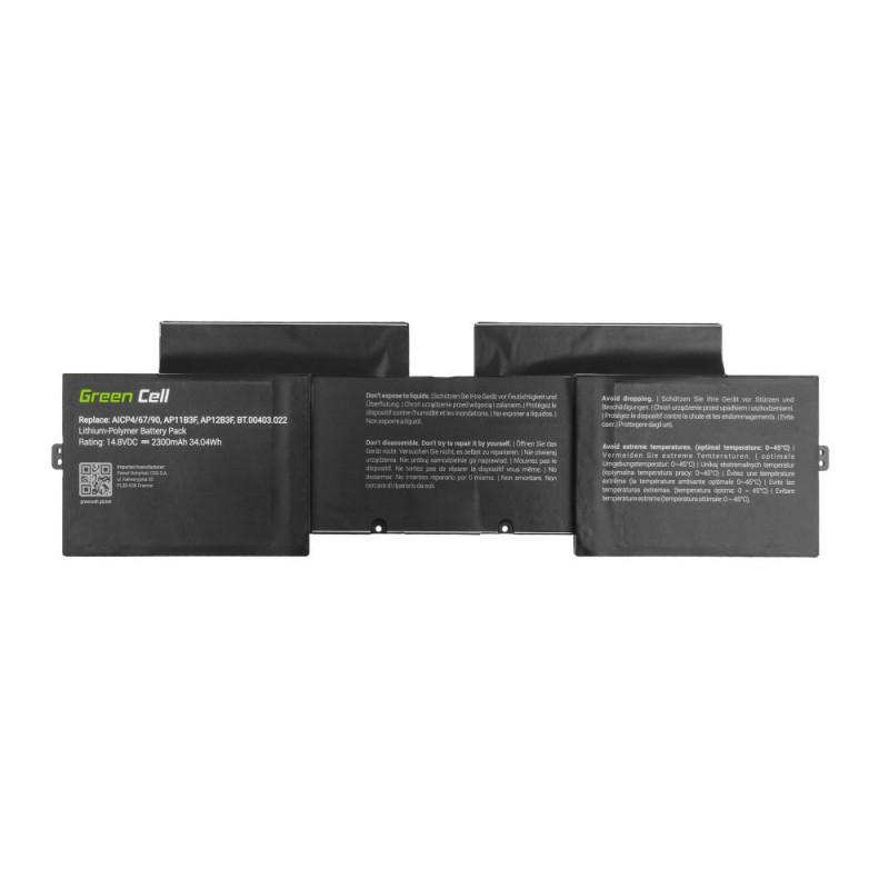 Baterie compatibila laptopAcer Aspire S5-391 AP12B3F 14,4V 2300mAh