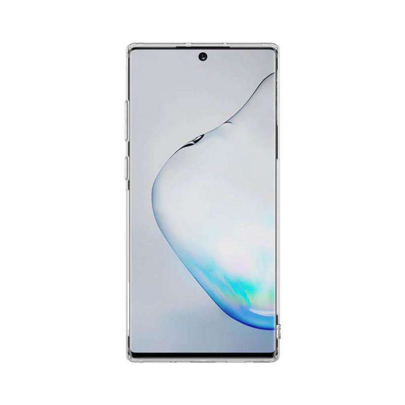 Husa Nillkin Nature Samsung Note10 Plus Transparent
