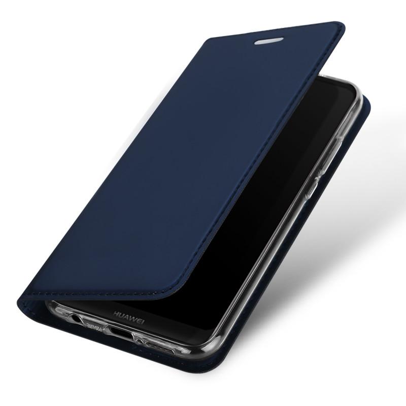 Toc DuxDucis Skin Huawei Y6/2019 Albastru