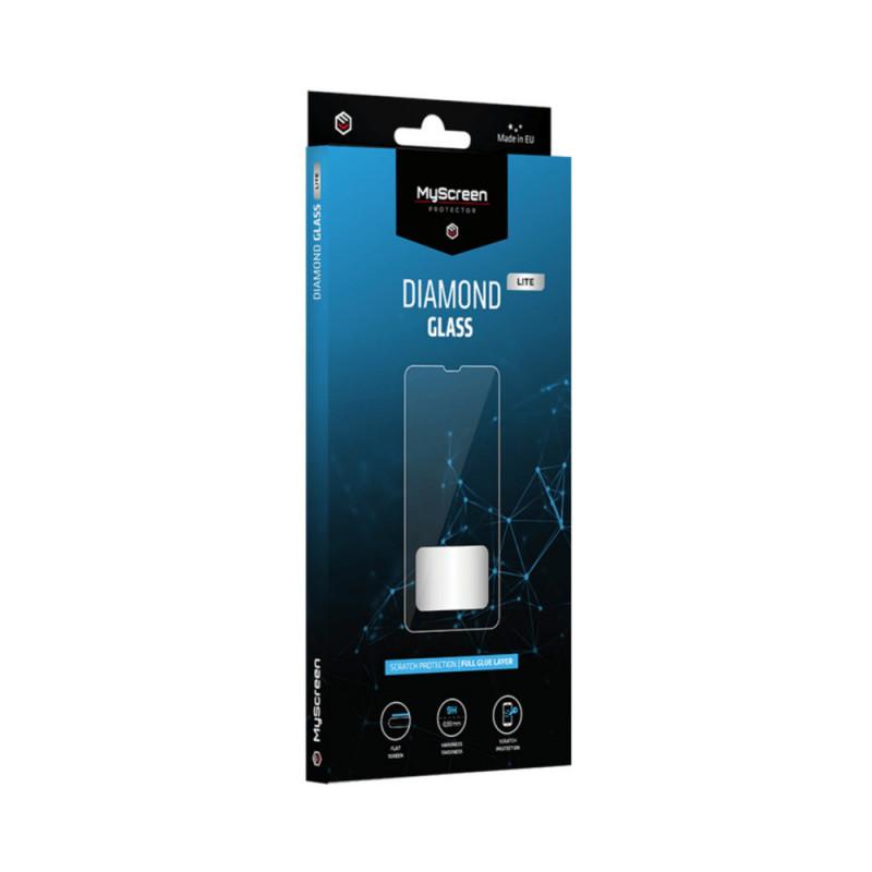 Folie MyScreen FullGlass Samsung A22 4G Negru