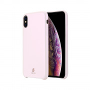Husa DuxDucis SkinLite Apple Iphone X/XS Rosegold