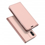 Toc DuxDucis Skin Apple Iphone XS Max Rosegold