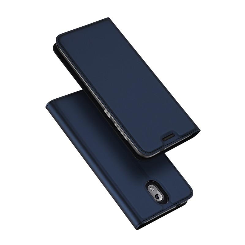 Toc DuxDucis Skin Nokia 3.1 Albastru